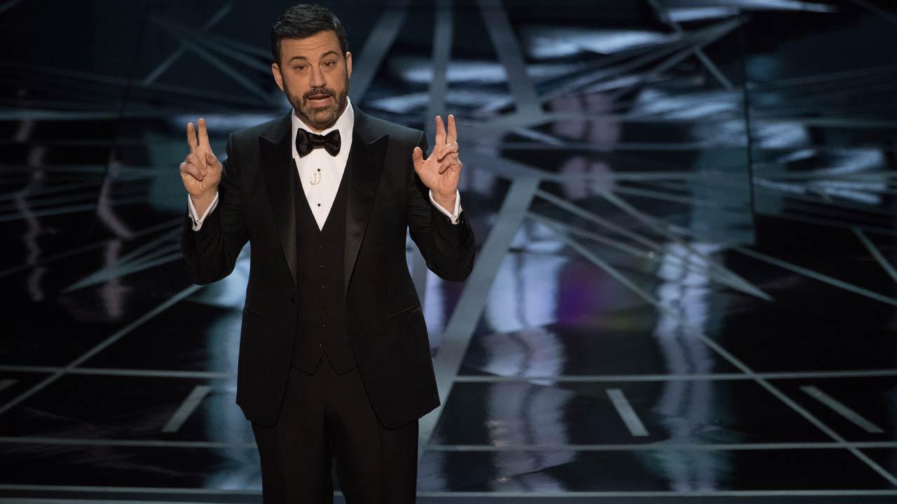 Jimmy Kimmel regressa na edição 90 dos Óscares