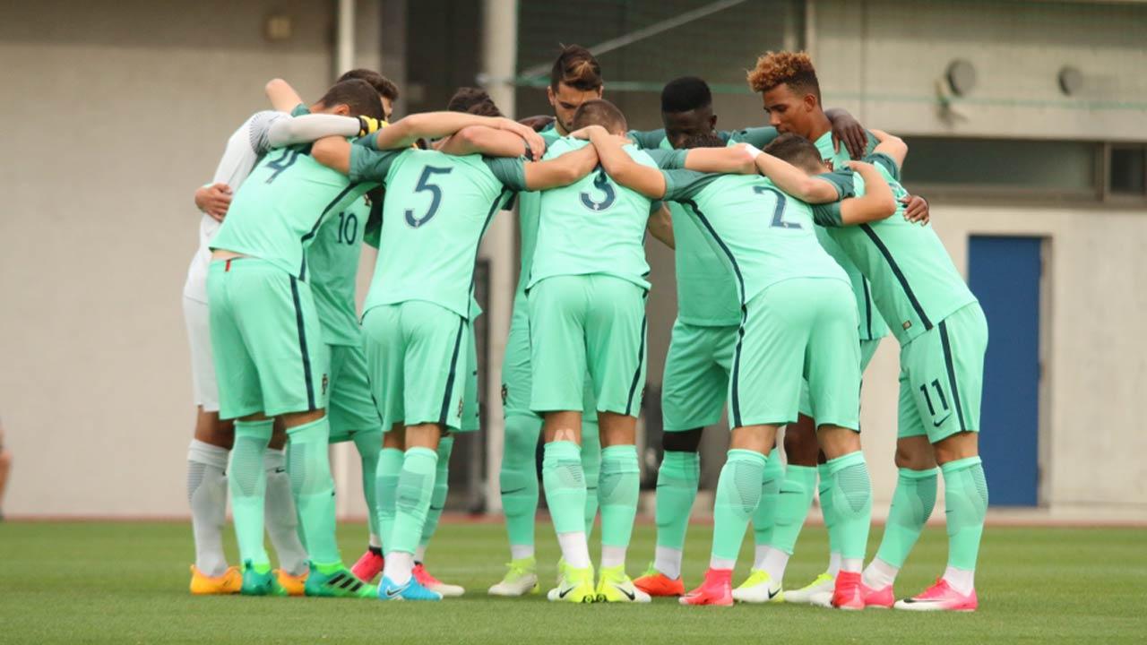 Jogos de Portugal no Campeonato do Mundo de Futebol Sub-20 em direto no Eurosport