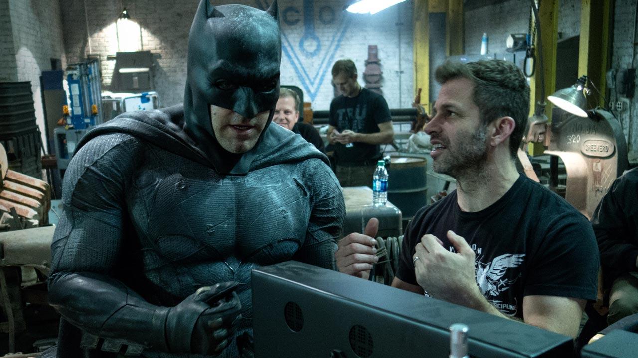 """Tragédia familiar obriga Zack Snyder a deixar realização de """"Liga da Justiça"""""""
