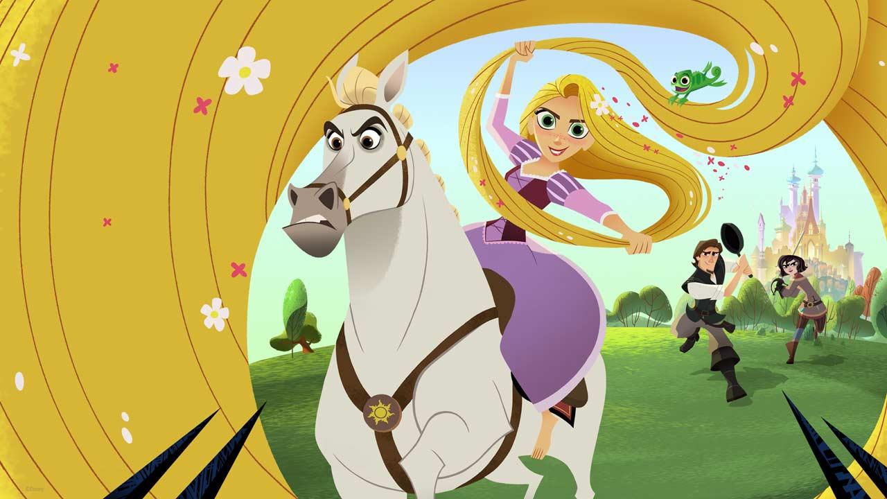"""Disney Channel estreia série de animação """"Entrelaçados"""""""