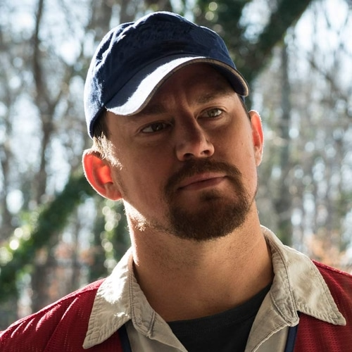 Logan Lucky - elenco e personagens 1/12: CHANNING TATUM (Jimmy Logan)