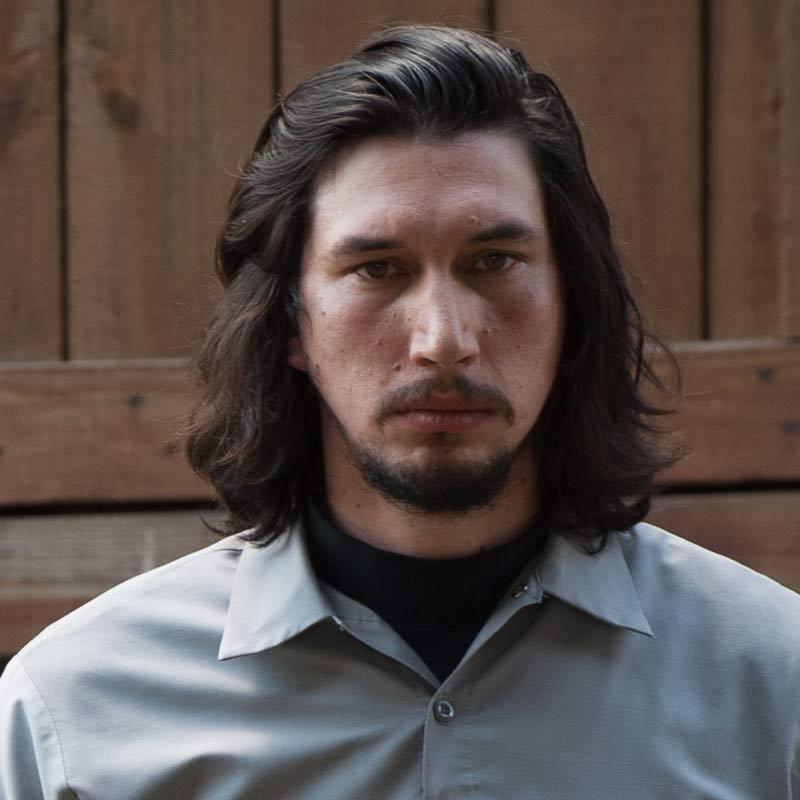 Logan Lucky - elenco e personagens 2/12: ADAM DRIVER (Clyde Logan)