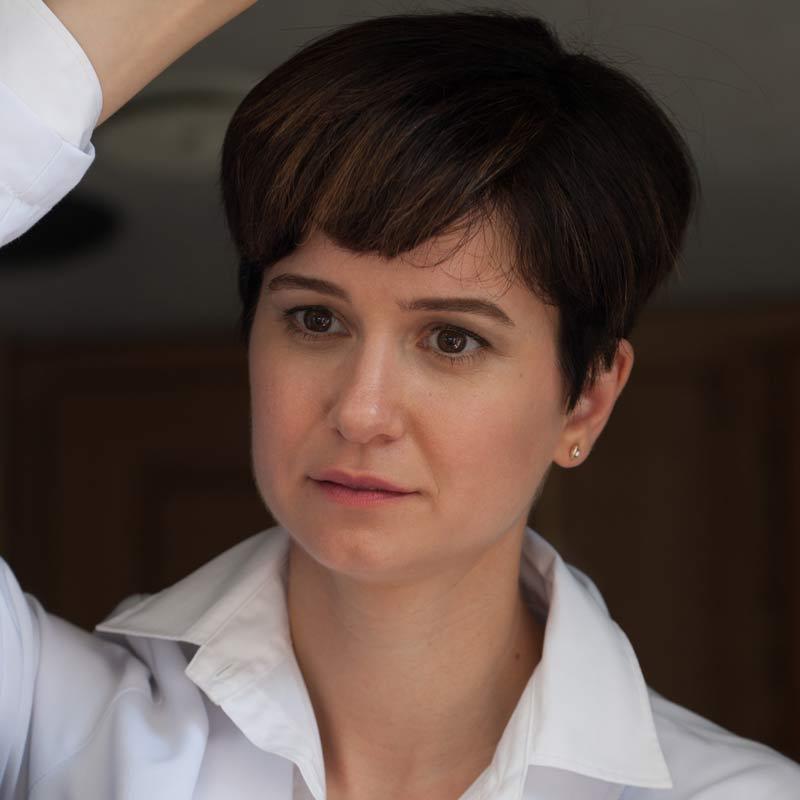 Logan Lucky - elenco e personagens 7/12: KATHERINE WATERSTON (Sylvia Harrison)