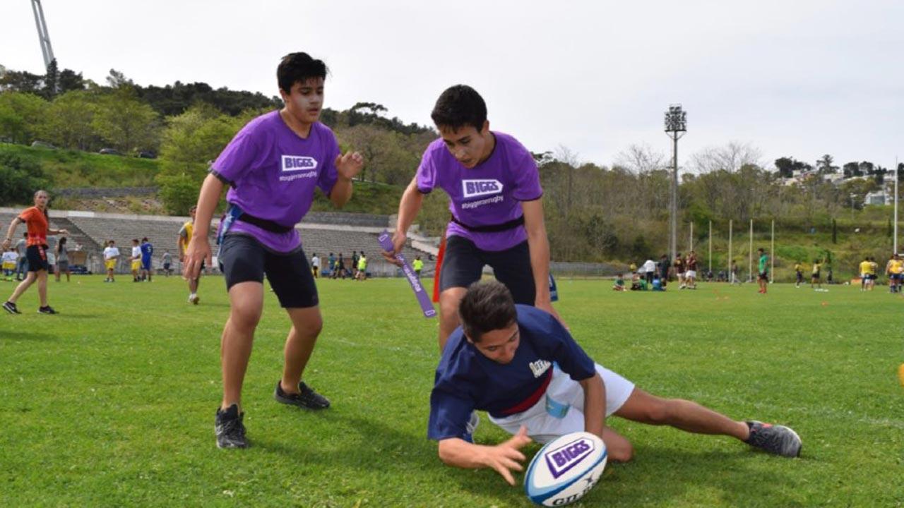 Canal Biggs estabelece parceria com a Federação Portuguesa de Rugby