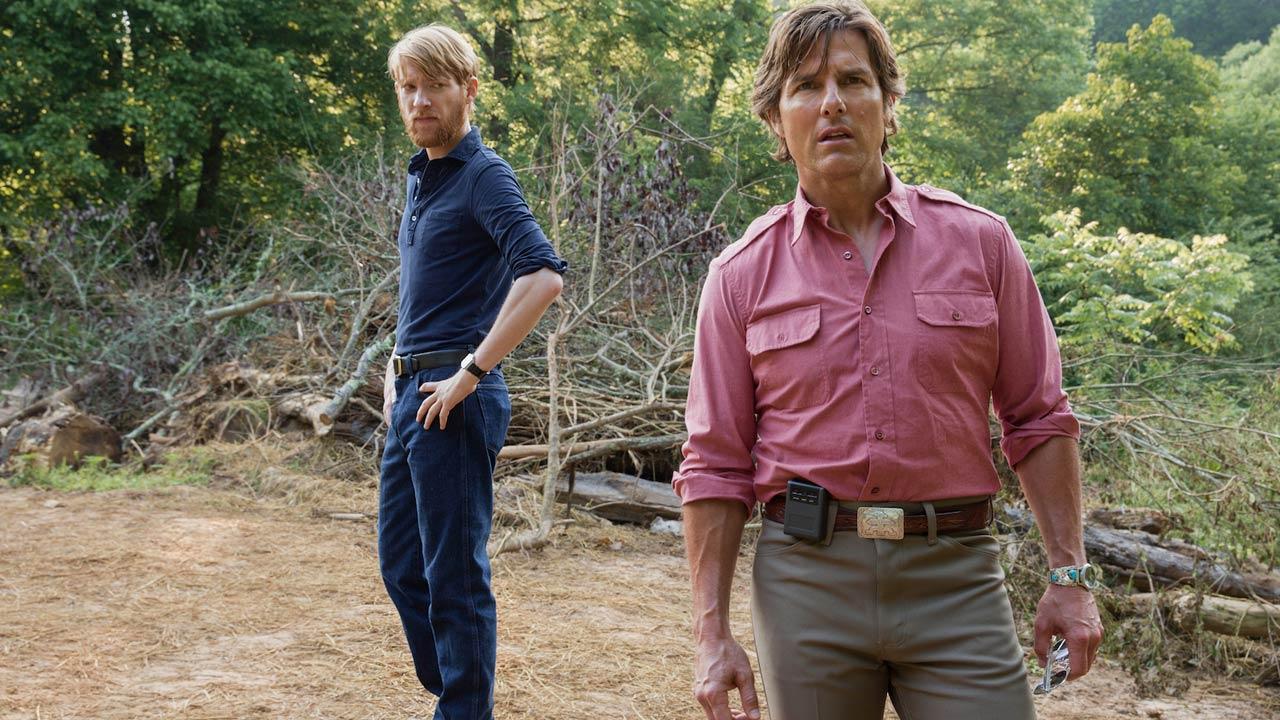 "Primeiro trailer de ""American Made"": Tom Cruise é traficante e informador da CIA"
