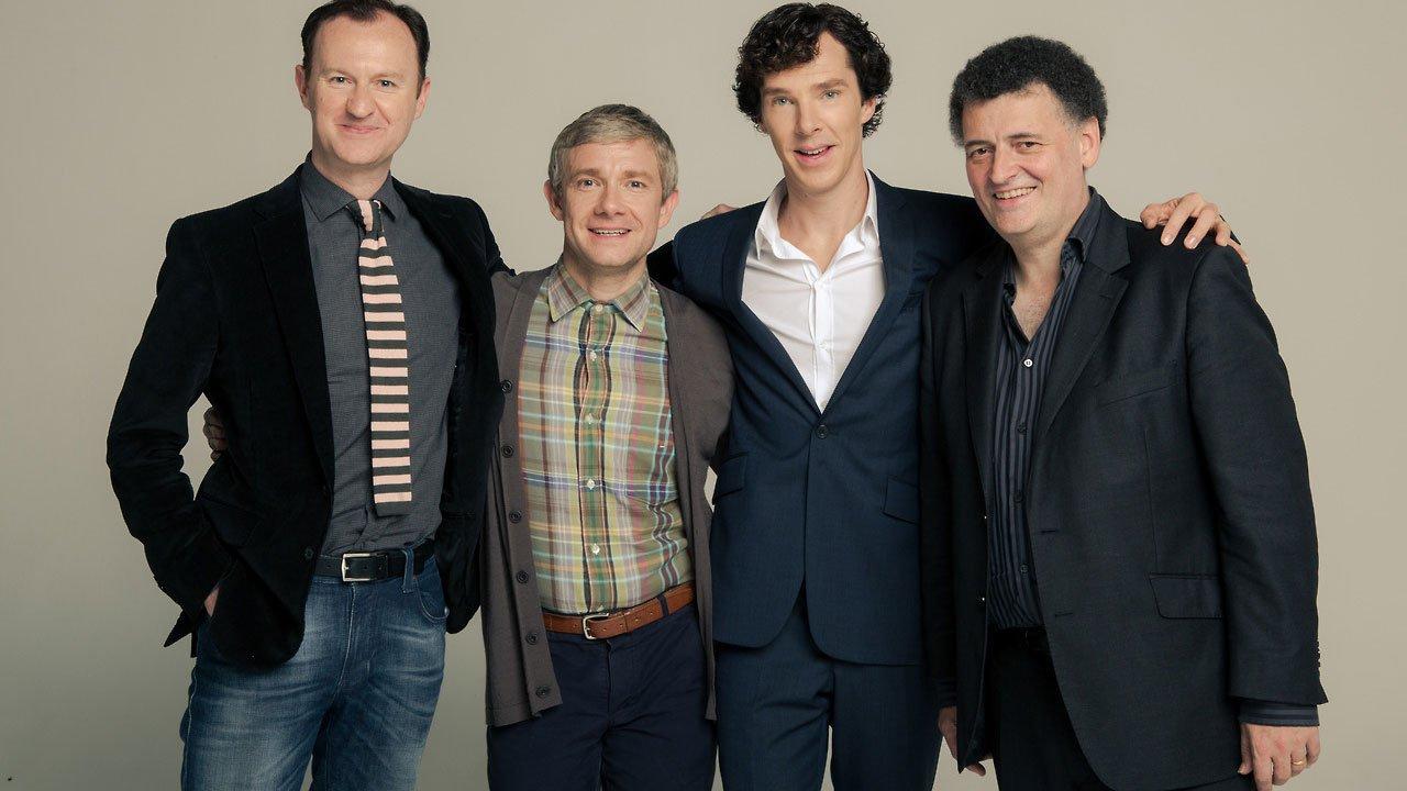 """Criadores de """"Sherlock"""" ponderam adaptação de """"Drácula"""""""