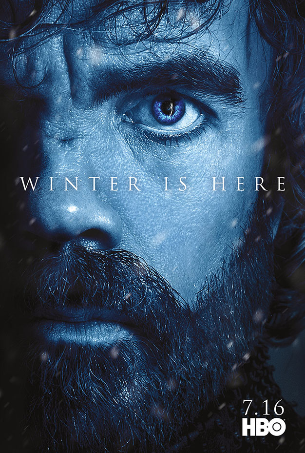 Game of Thrones - Posters 7ª temporada 1/12