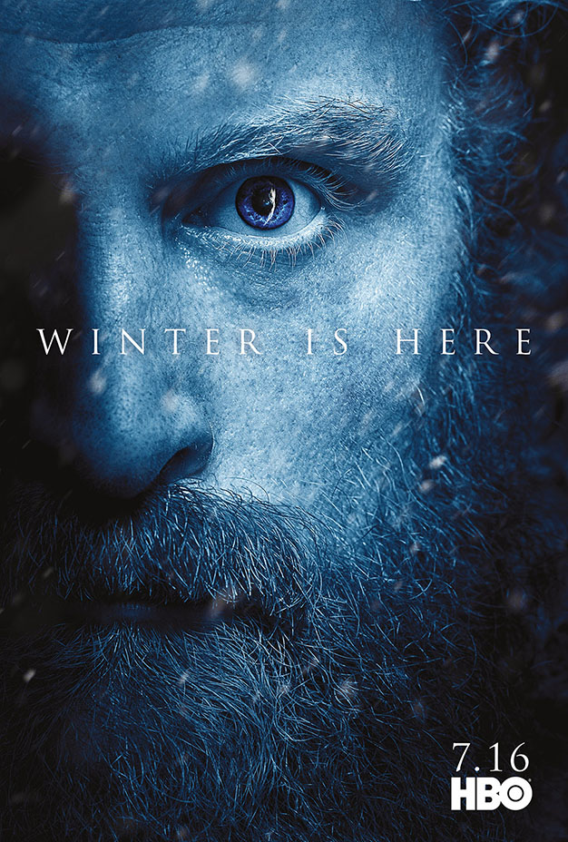 Game of Thrones - Posters 7ª temporada 2/12