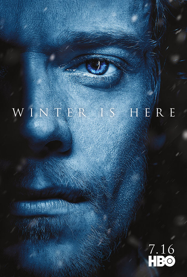Game of Thrones - Posters 7ª temporada 3/12