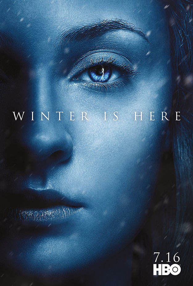 Game of Thrones - Posters 7ª temporada 4/12