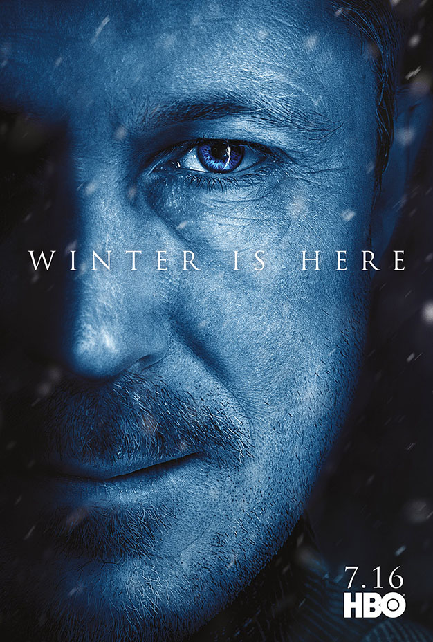 Game of Thrones - Posters 7ª temporada 5/12