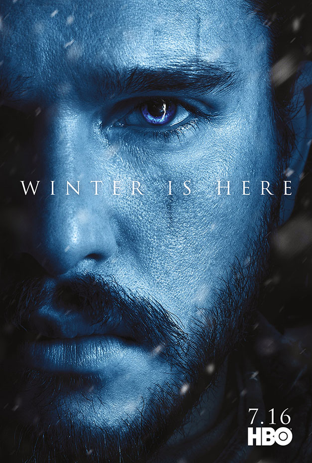 Game of Thrones - Posters 7ª temporada 6/12