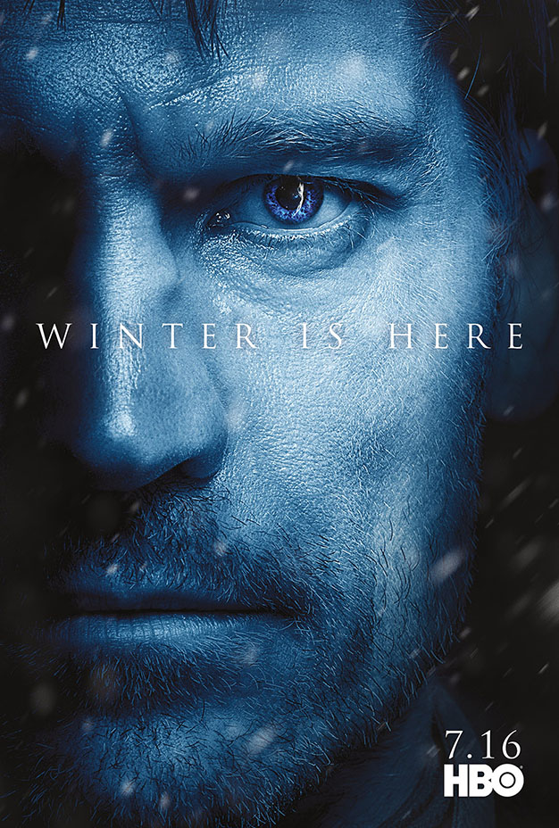 Game of Thrones - Posters 7ª temporada 7/12