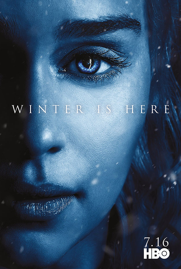 Game of Thrones - Posters 7ª temporada 8/12