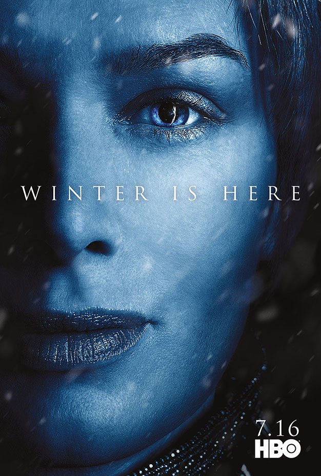 Game of Thrones - Posters 7ª temporada 9/12