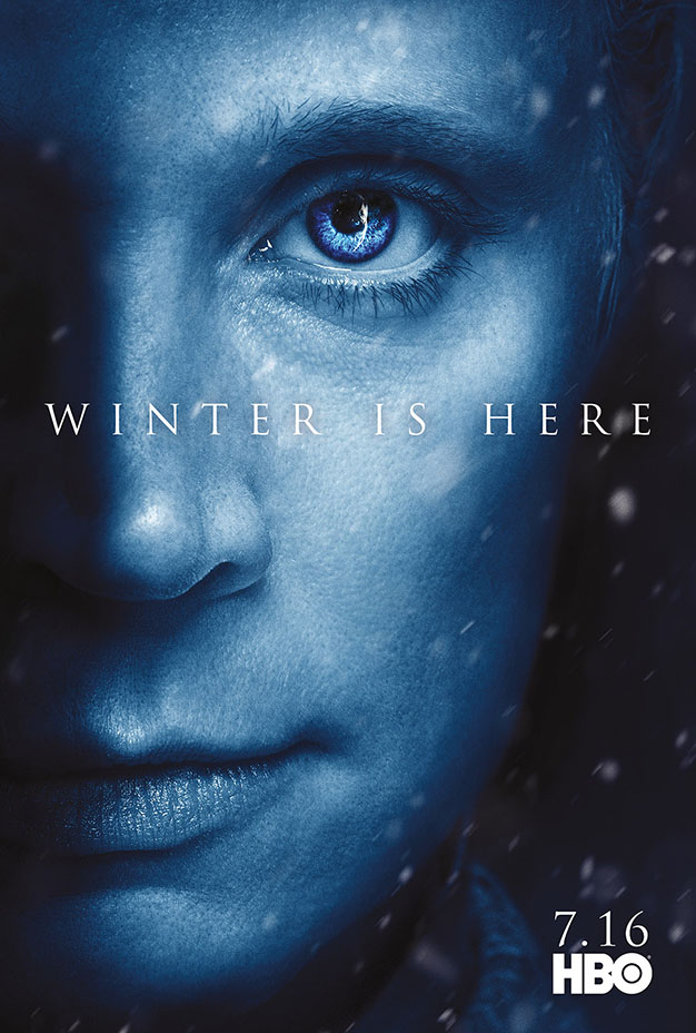 Game of Thrones - Posters 7ª temporada 10/12