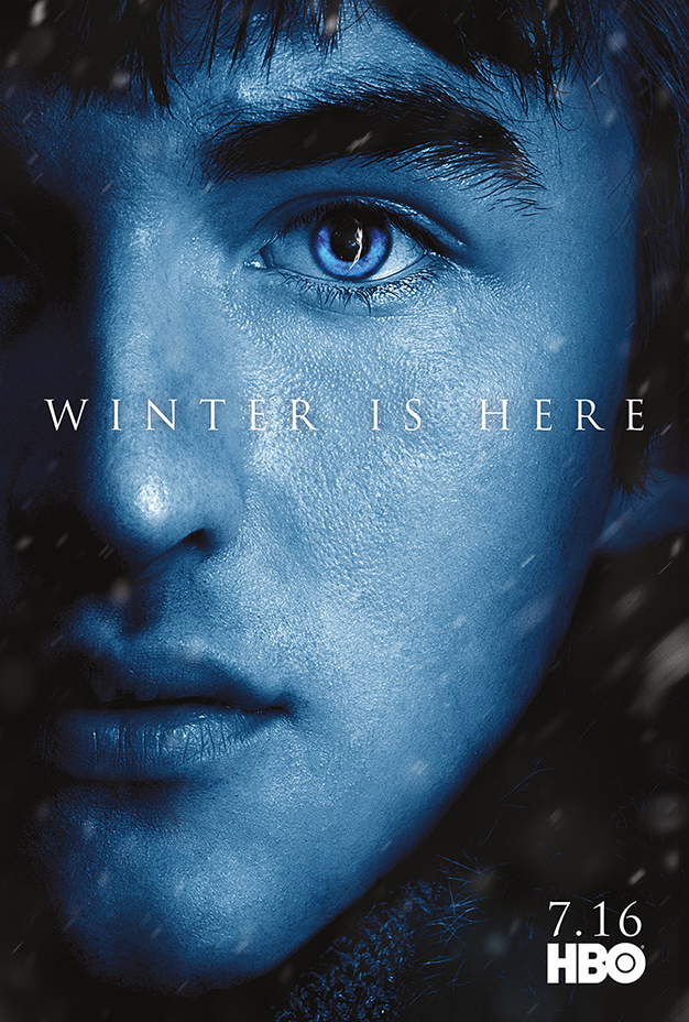 Game of Thrones - Posters 7ª temporada 11/12