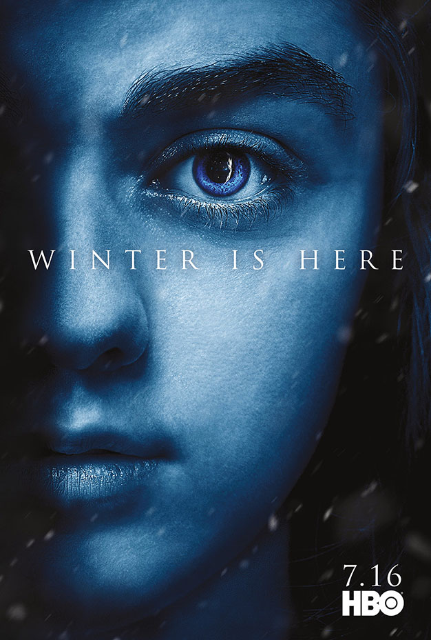 Game of Thrones - Posters 7ª temporada 12/12