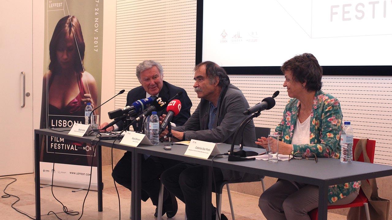 Anunciados os primeiros destaques do Lisbon & Sintra Film Festival