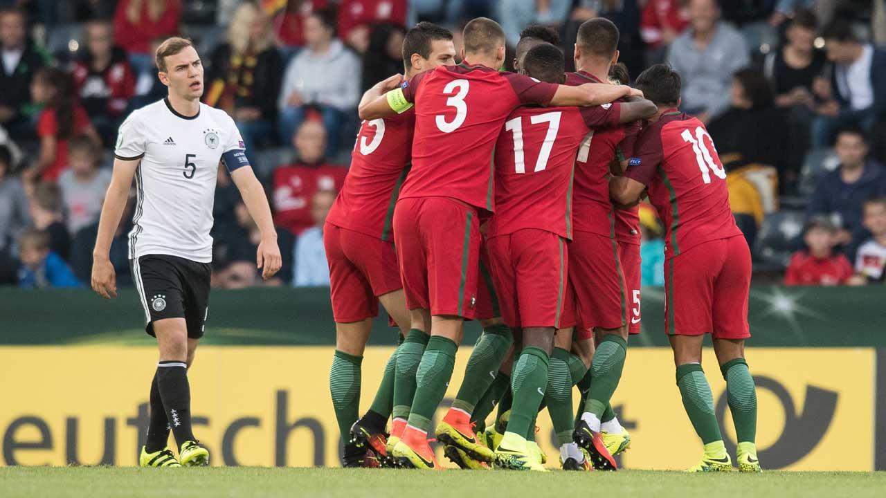 Eurosport transmite jogos da seleção portuguesa no Europeu de Sub-19 na Geórgia
