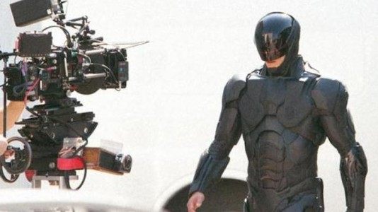 """""""Robocop"""": primeiras imagens para o filme do brasileiro José Padilha"""