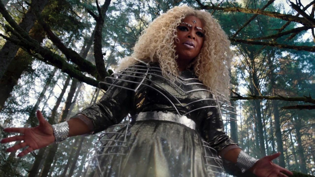 "Oprah Winfrey é estrela no trailer do novo filme ""A Wrinkle in Time"""