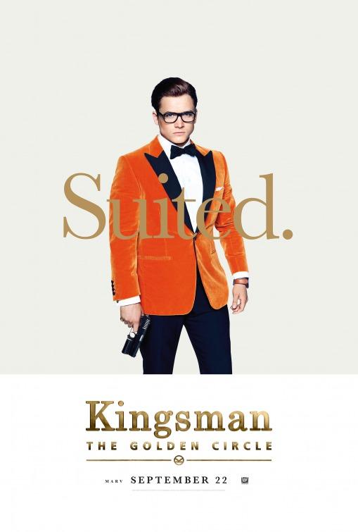 Kingsman: O Círculo Dourado 4/8: Taron Egerton (Eggsy)