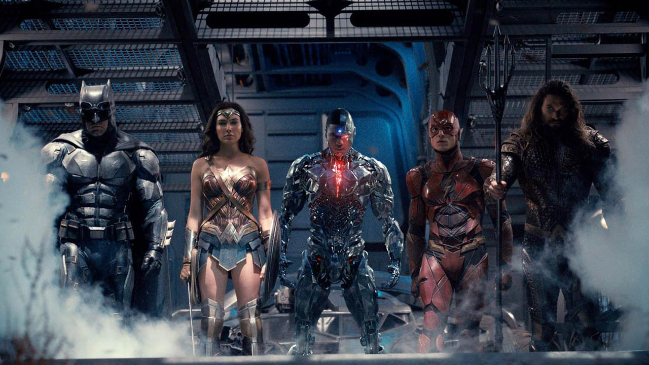 "Apresentado novo trailer de ""Justice League"""