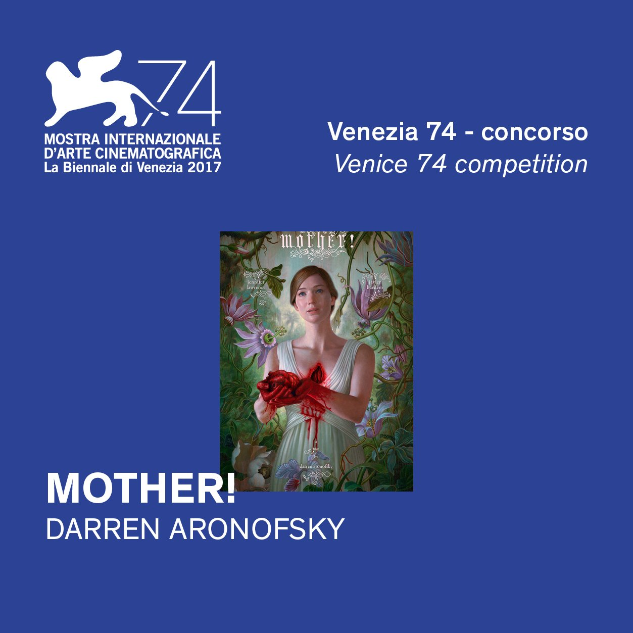 Festival de Veneza 2017 20/21