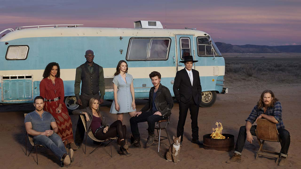 "O canal Syfy dá as boas-vindas a ""Midnight, Texas"""