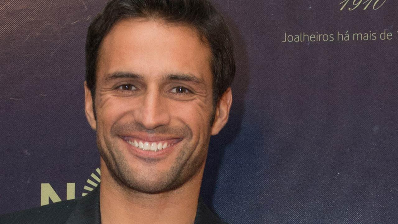 Ator português José Fidalgo no elenco da próxima novela da Globo