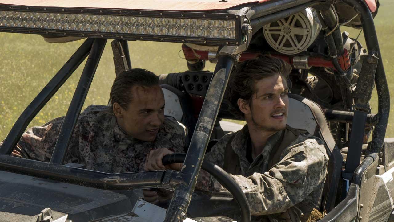"""""""Fear the Walking Dead"""": segunda parte da terceira temporada estreia a 11 de setembro no AMC"""
