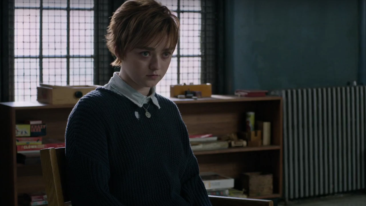 "Personagens ""X-Men: The New Mutants"" 3/5: Rahne Sinclair / Wolfsbane (Maisie Williams)"