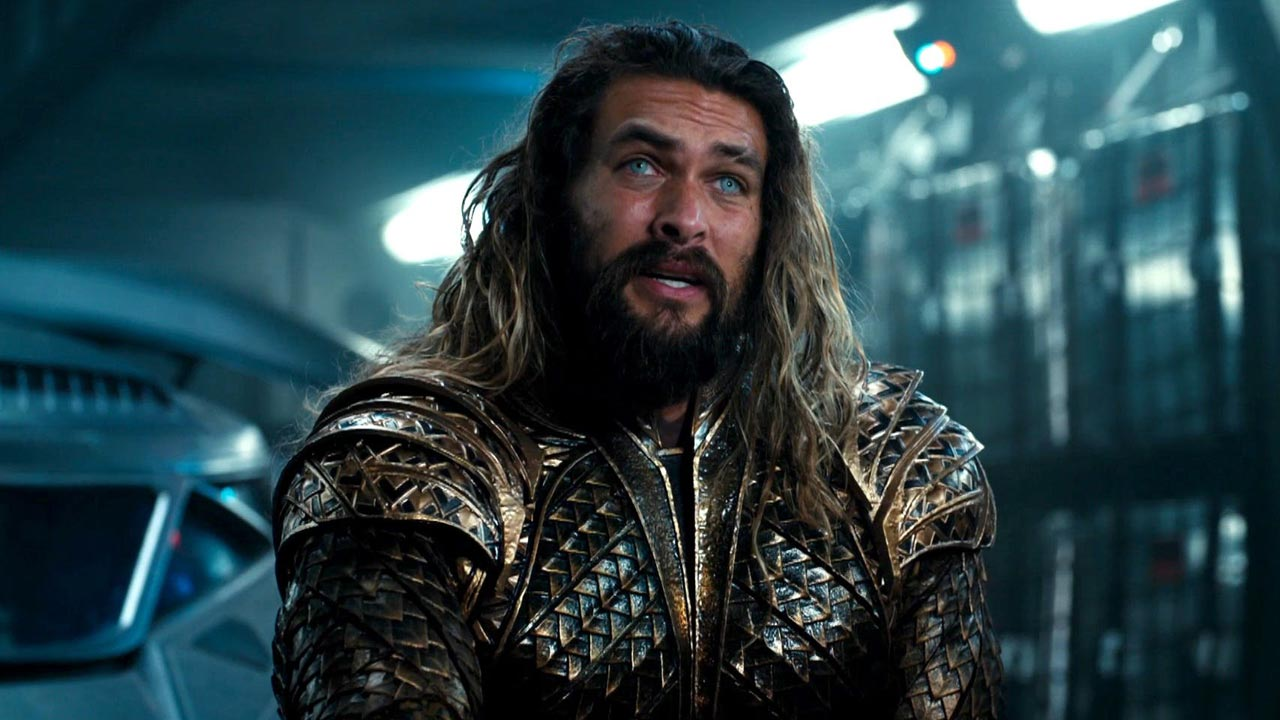 """Jason Momoa conta evolução da personagem """"Aquaman"""""""