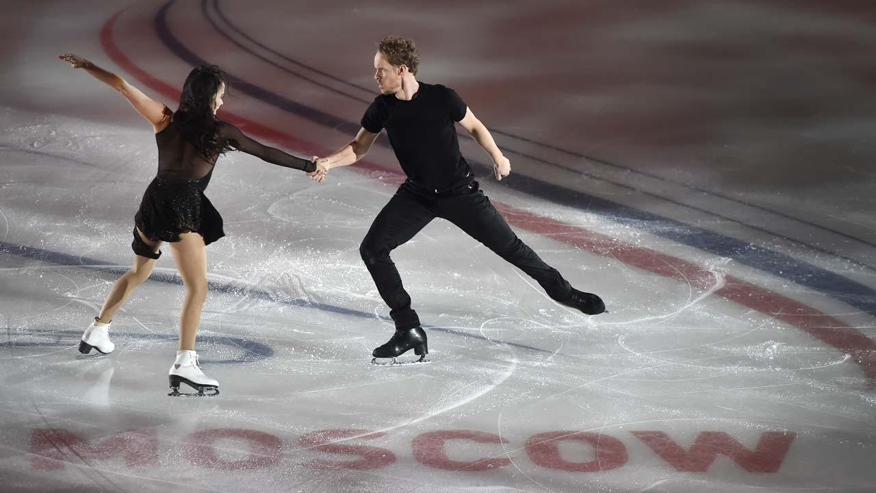 Eurosport anuncia o início da temporada de patinagem artística sobre o gelo