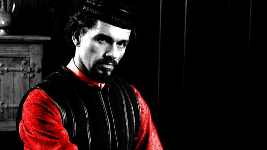 Knightfall - Elenco e personagens 4/10: Julian Ovenden é Guillaume de Nogaret, conselheiro do Rei de França.