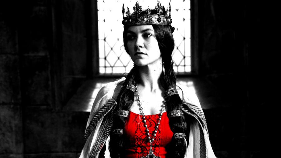 Knightfall - Elenco e personagens 5/10: Olivia Ross é a Rainha Joana, de França e Navarra.