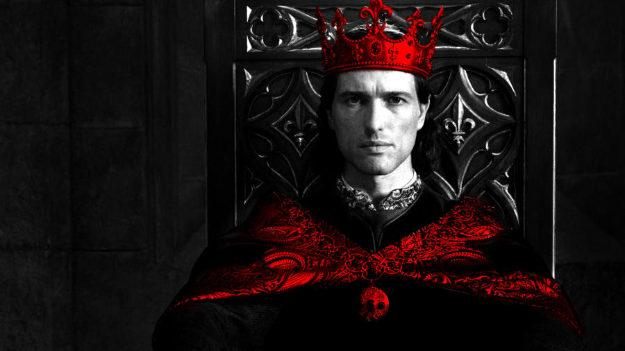 Knightfall - Elenco e personagens 6/10: Ed Stoppard é o Rei Filipe IV, de França.