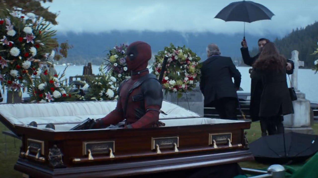 """A loucura está aí outra vez: é o novo trailer de """"Deadpool 2"""""""