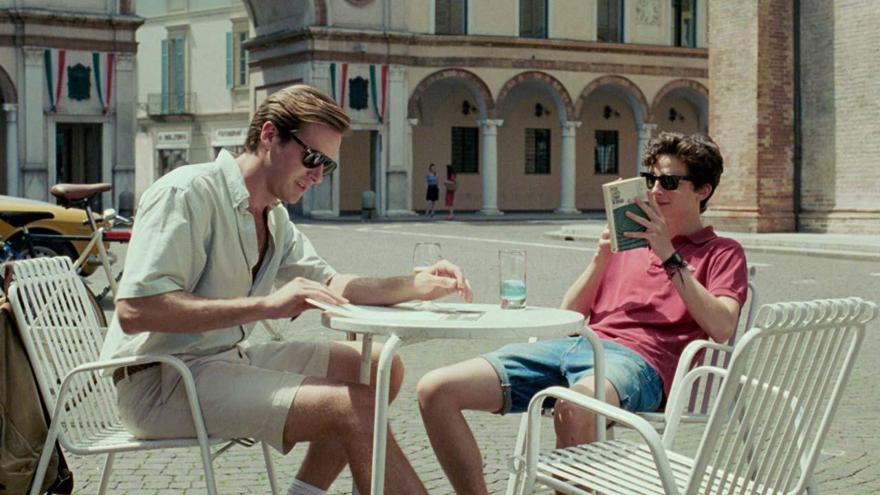 """Críticos de Los Angeles escolhem """"Chama-me Pelo Teu Nome"""" como o melhor filme de 2017"""