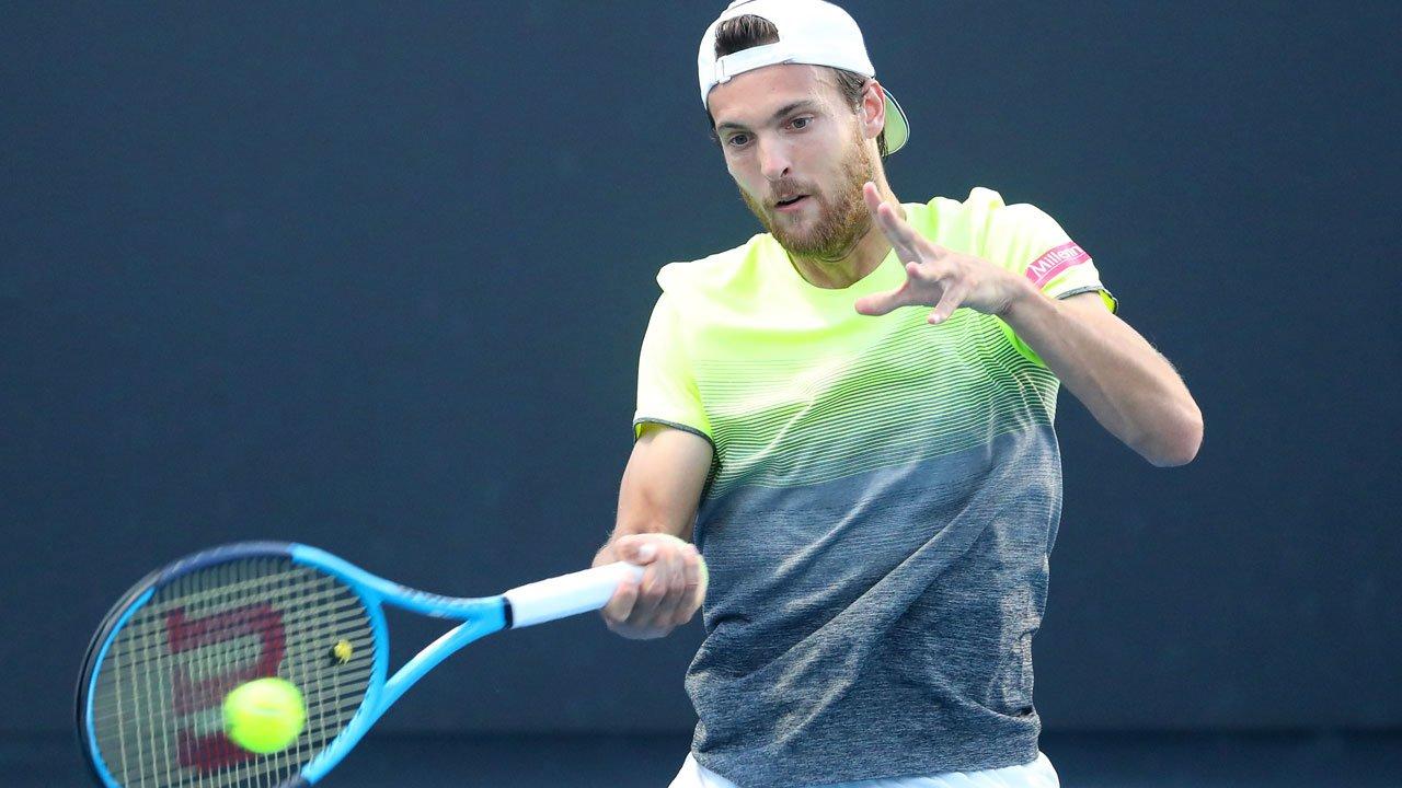 Open de ténis da Austrália: João Sousa contra Marin Cilic com transmissão em direto no Eurosport 2