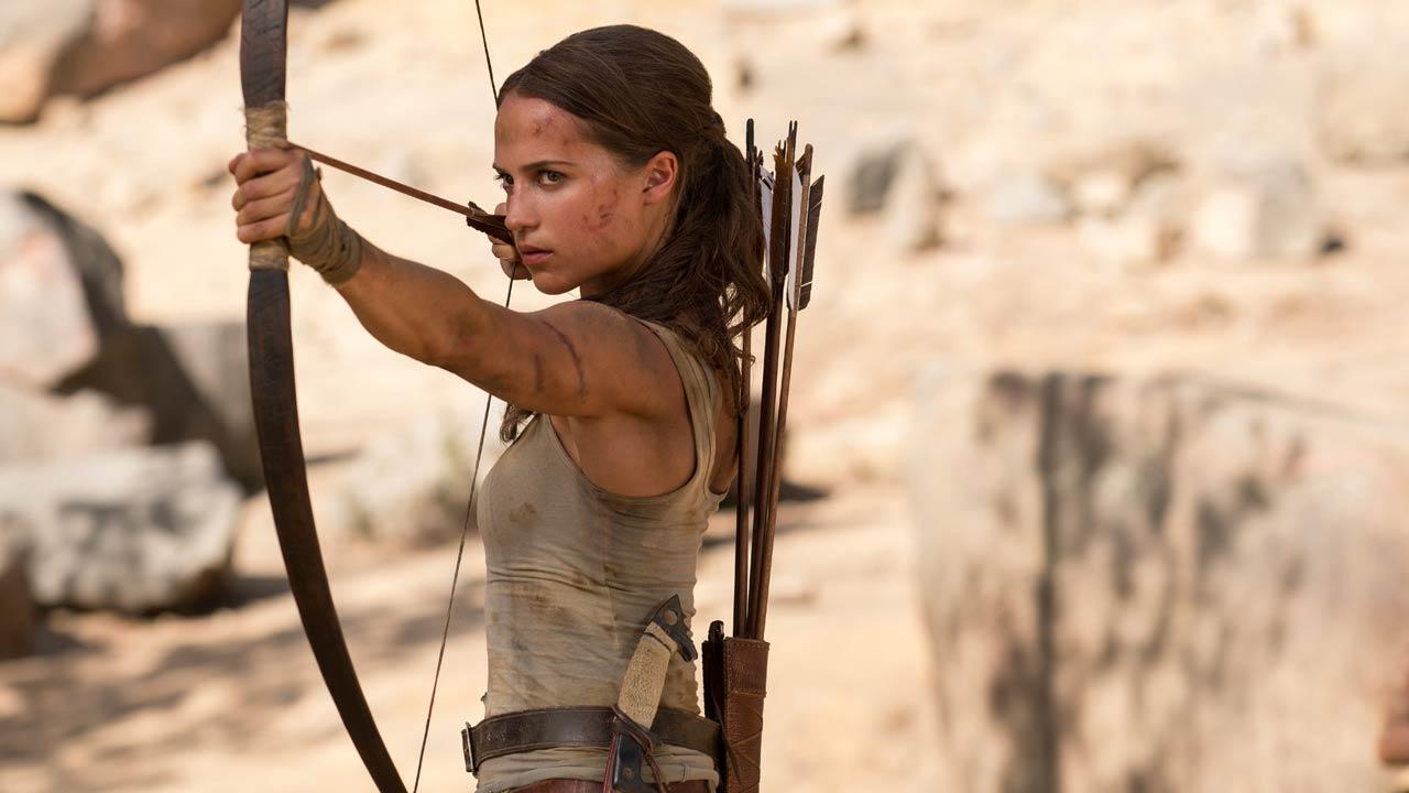 """Apresentado novo trailer de """"Tomb Raider"""""""