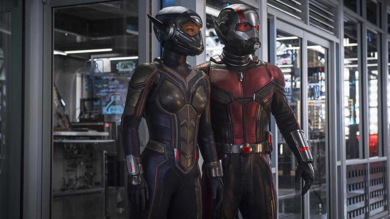 """Marvel divulga primeiro trailer de """"Homem-Formiga e a Vespa"""""""