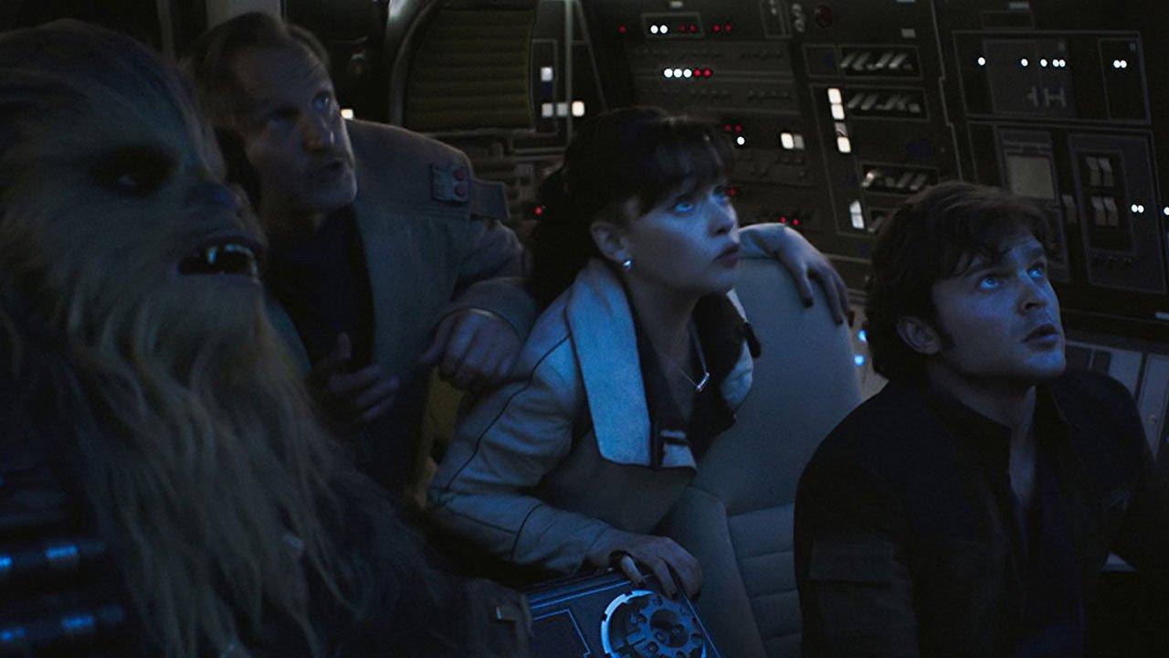 """Primeiro teaser trailer e posters de """"Solo: Uma História de Star Wars"""""""