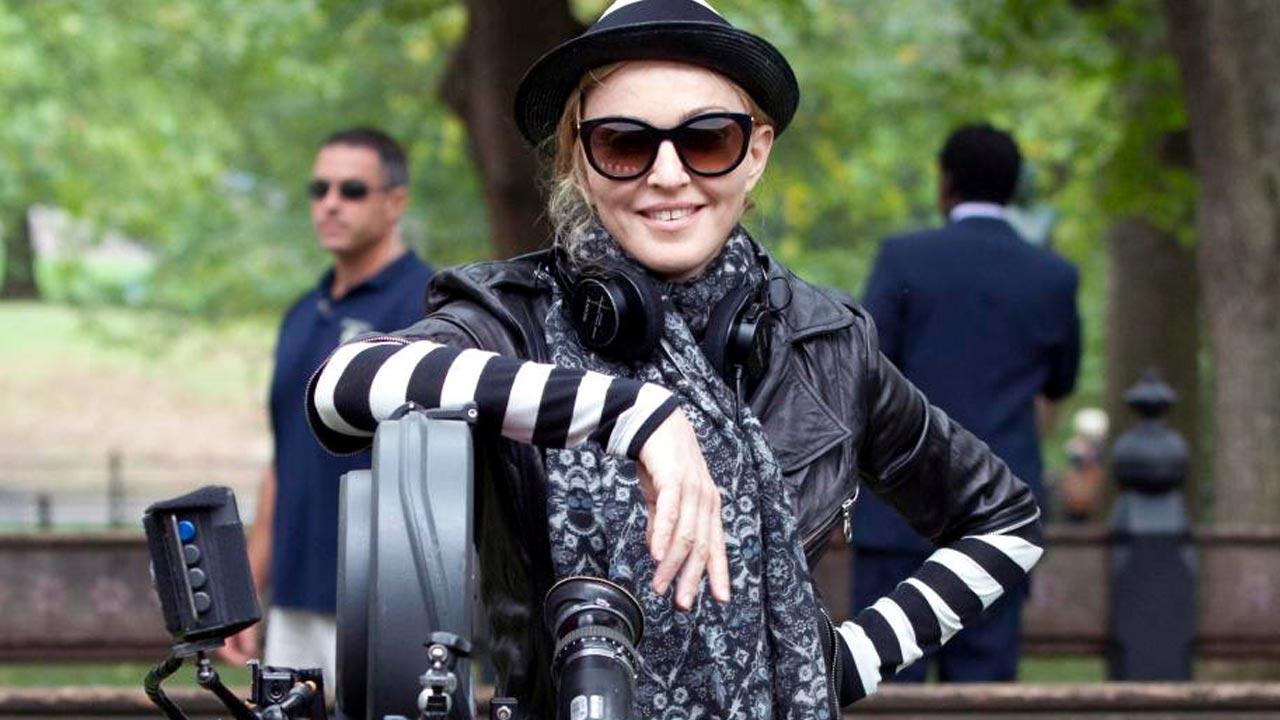 Madonna realiza filme sobre refugiada que se tornou estrela de ballet
