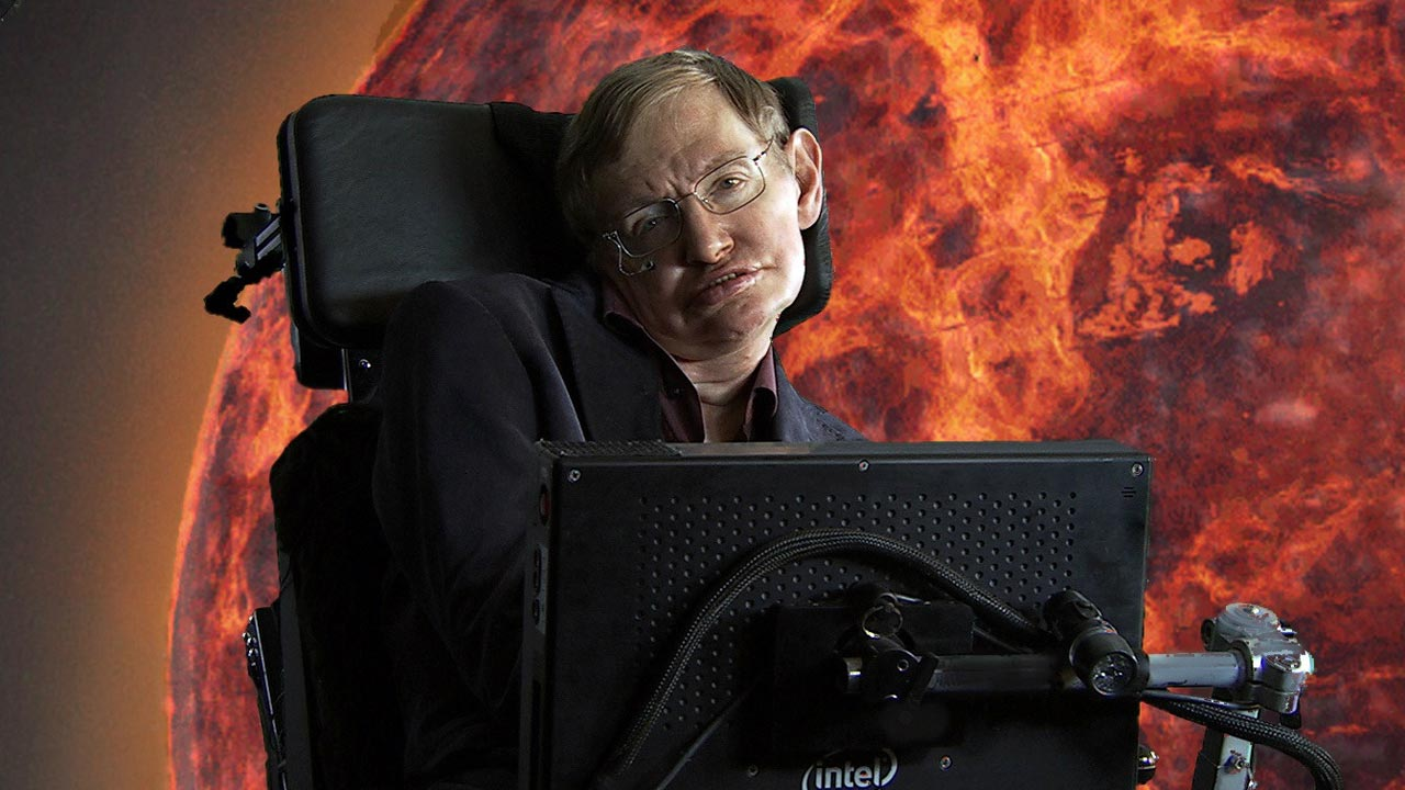 Homenagem a Stephen Hawking no Discovery Channel