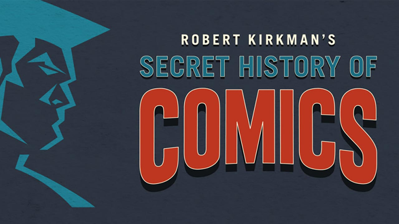 AMC Visionaries: Robert Kirkman - A História Secreta Do Comic