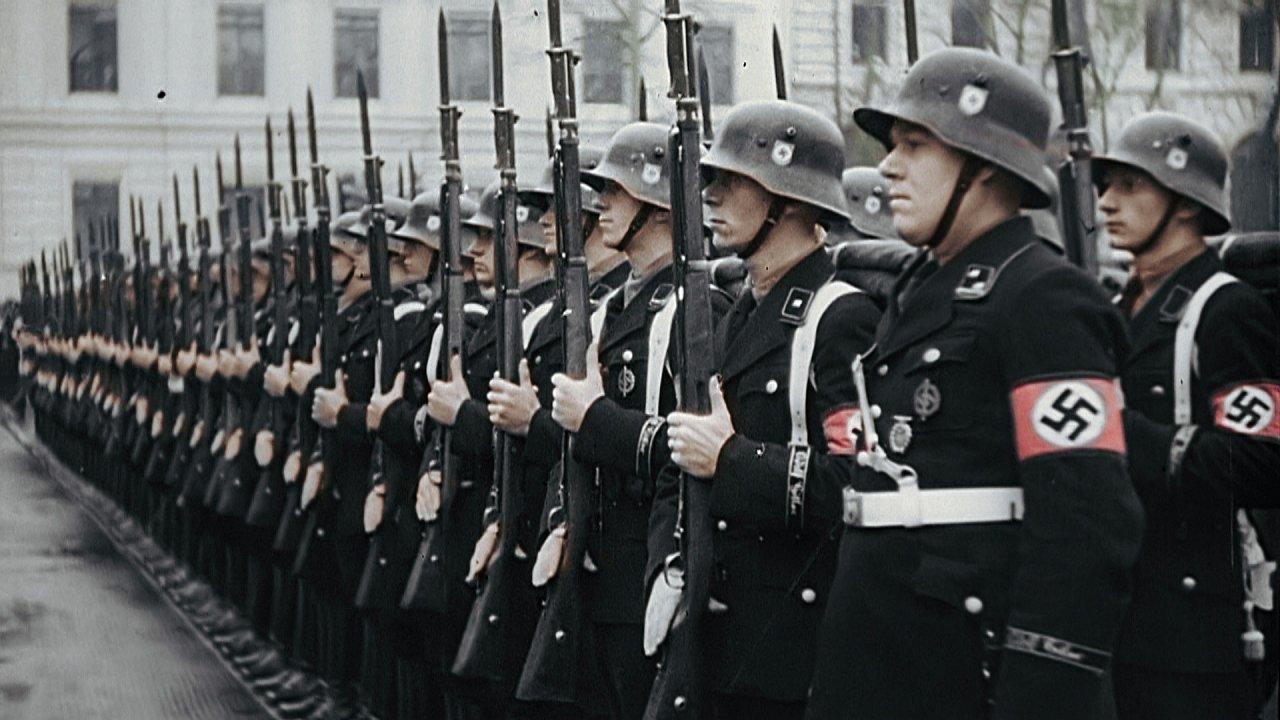 """""""Bastidores das SS"""" e """"Juventude Hitleriana"""" em maio no National Geographic"""