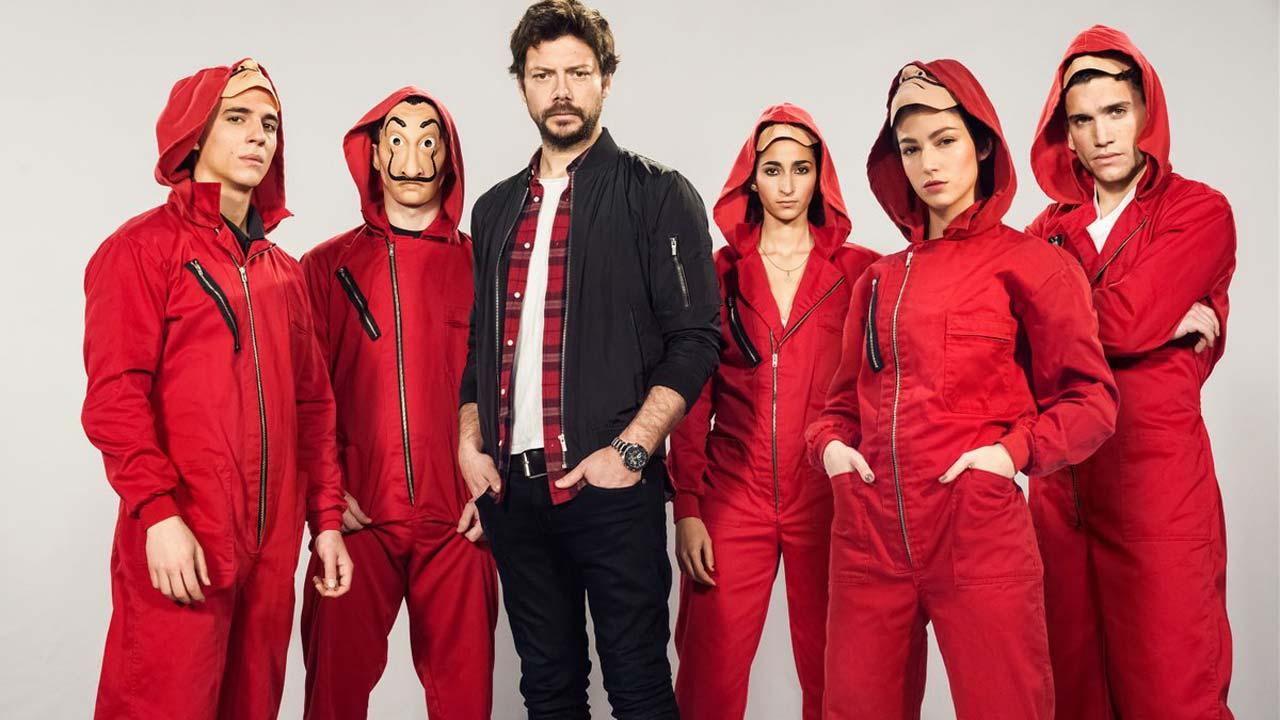 """A Casa de Papel"": Netflix anuncia terceira temporada"