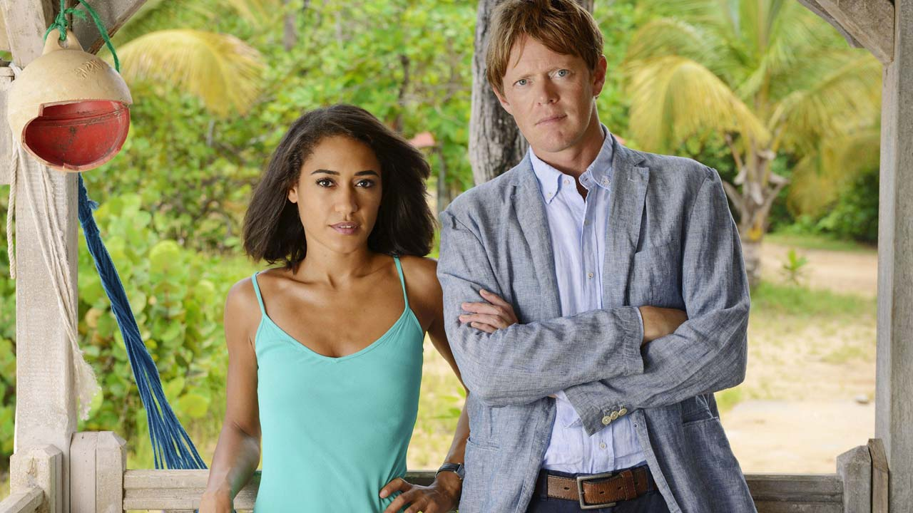 "Temporadas 5 e 6 de ""Death in Paradise"" em maio no FOX Crime"